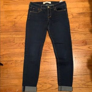 Abercrombie & Fitch Blue Jeans Size 4R